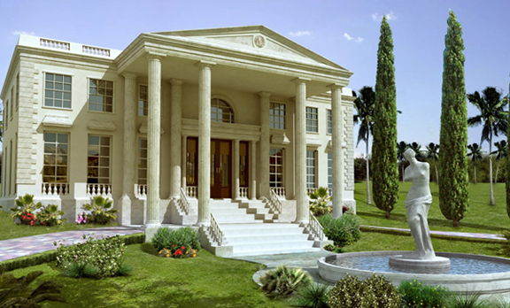 Greek home style Greece houses design